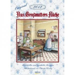 Kalender: Aus Großmutters Küche 2012
