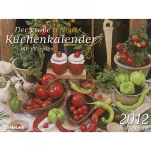 Der große teNeues Küchenkalender 2012
