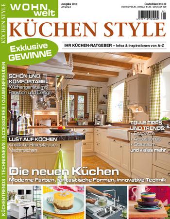 Fachzeitschrift küche