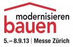 Messe Bauen und Modernisieren Zürich 2013